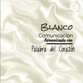 Cristalino/ Blanco, la comunicación armonizada en la palabra del corazón