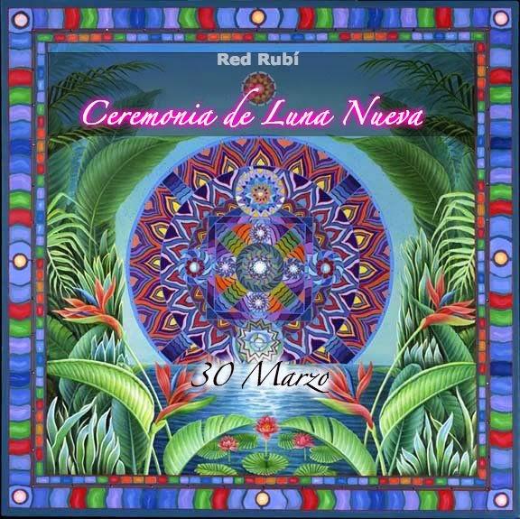 Ceremonia Luna NuevaMarzo