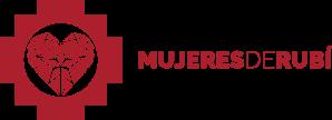 Logotipo MdeRubí Horizontal rojo